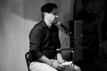 4_Josi-Battaglia-mentre-ci-parla-dello-scrittore-Osvaldo-Soriano-